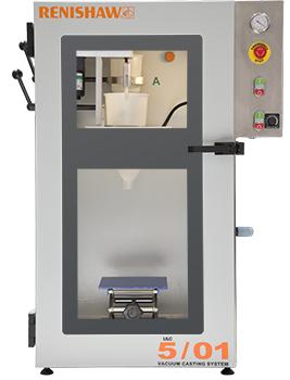 Renishaw 5 / 01 ULC Vacuum Casting System
