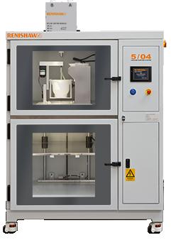 Renishaw 5 / 04 PLC Vacuum Casting System