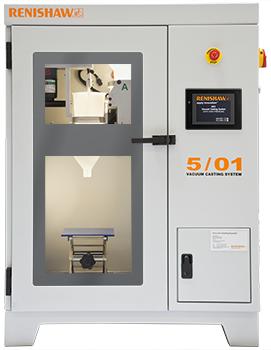 5/01 PLC Vacuum Casting Machine