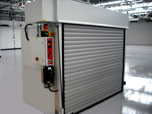Industrial Ovens by Genlab distributed by MillenniTek