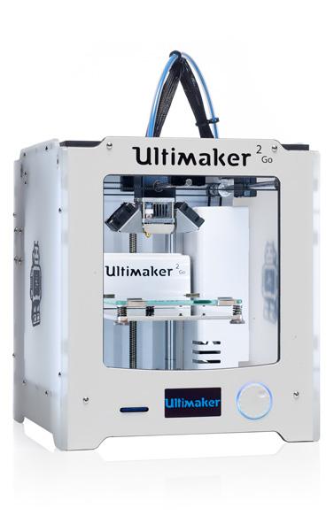Ultimaker 2 Go Portable 3D Printer | MillenniTek