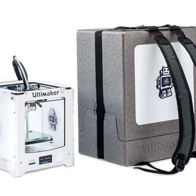 Ultimaker2 Go Backpack | MillenniTek
