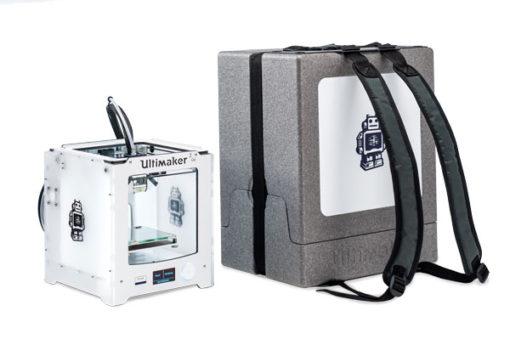 Ultimaker2 Go Backpack | MillenniTek