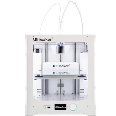 The Ultimaker 3 | Professional 3D Printer | MillenniTek