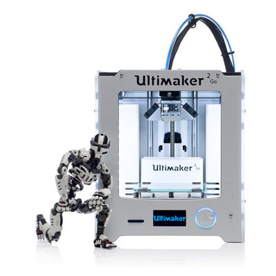 Ultimaker 2 Go Portable 3D Printer