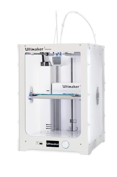 Ultimaker 3 Extended 3D Printer | Millennitek